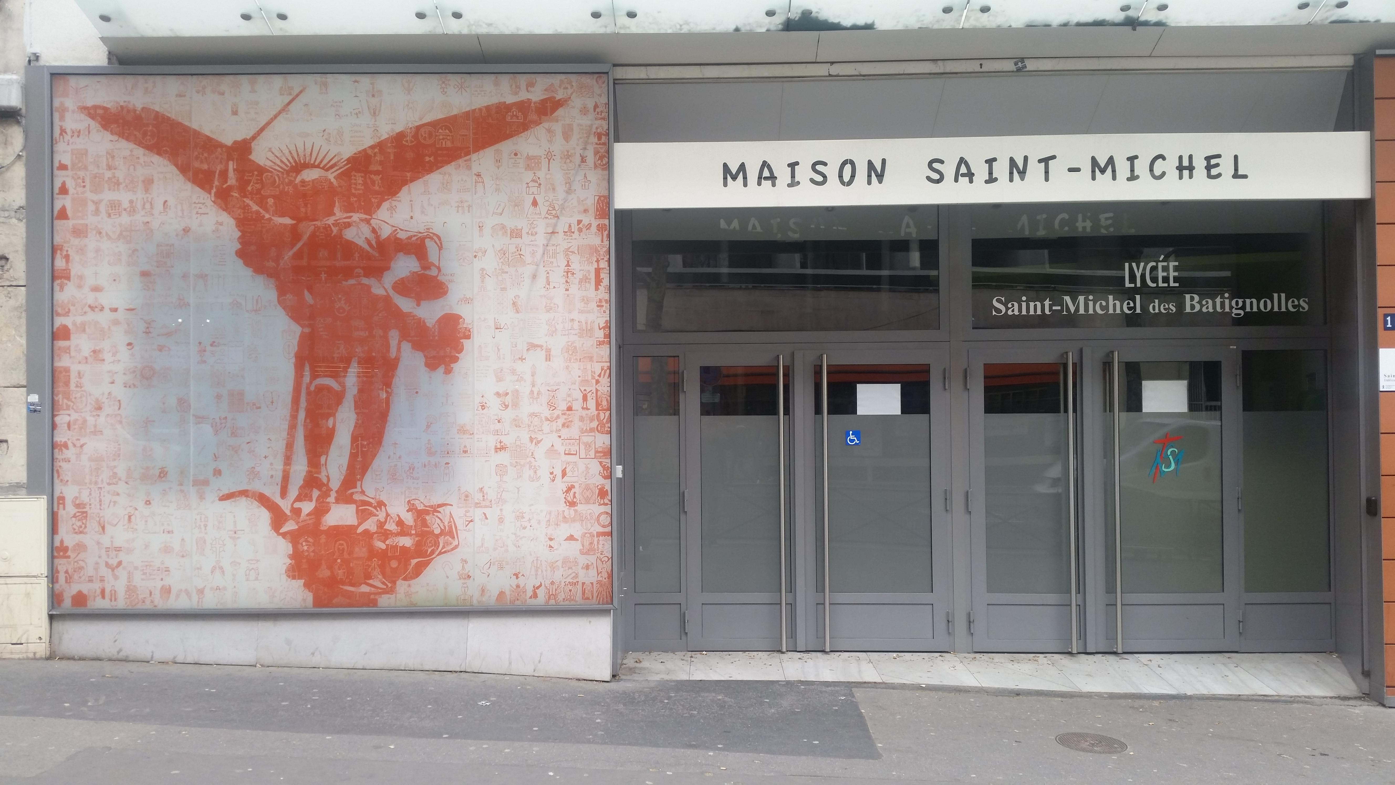 Entrée: 19 avenue de Saint-Ouen